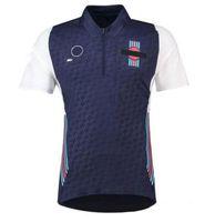 F1 Fans Benutzerdefinierte Polo Downhill Motorradanzug T-Shirt Motorrad Jersey Downhill Mountainbike Reiten Schnelltrocknendes Ärmel Jersey