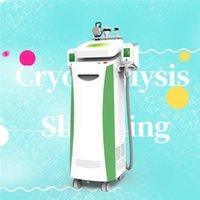 Fabrika selülit zayıflama kriyo cihazı yağ yakma makineleri promosyon cihazları kriyoterapi tüm vücut mükemmel şekillendirici