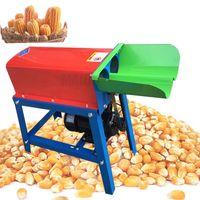 220V 400 kg / heure ferme profession Populaire profession électrique Maïs machine de battage de maïs Maïs Shelling Maïs Shelling Maïs