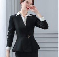 2021 ilkbahar ve sonbahar kış yeni stil moda uzun kollu kadın batı tarzı giysi ceket