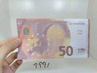 Die neuesten grenzüberschreitenden Produkt-Prop-Währung 50 Euro Kinderspielzeug und Unterrichtsausrüstung Prop Währung55