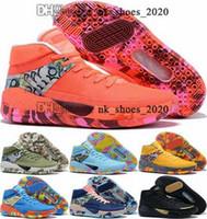 Tennis 38 KD13 47 EUR Durant 46 كيفن 13 أحذية الرجال الكلاسيكية 12 zapatos النساء 2020 جديد وصول xiii kd المدربين رياضة كرة السلة حجم الولايات المتحدة