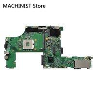 Motherboards Original für Lenovo ThinkPad IBM T530 T530i Laptop Notebook Motherboard QM77 DDR3 PGA989 48.4QE15.031 04x1487 04x1483