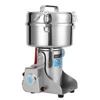 طاحونة القهوة الكهربائية طاحونة التجارية الكبيرة 1500 جرام 3500 واط الصينية plaverizer سوبر الفول طحن مطحنة الأعشاب المكسرات الكهربائية 1