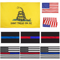 50pcs DHL America Stars and Stripes Flags USA Presidential E...