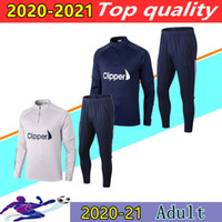 2020 2021 Bamford Soccer Tracksuit Surversement United 2020 2021 Rodrigo Koch Costa Alioski Phillips Leeds Football Training Tuta da jogging