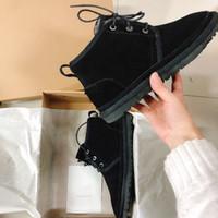 Heißer Verkauf-2021 New Australia Klassische Schnee Winterstiefel Männer Neumel Boots Frauen Kne Knie Herren Designer Booties Frauen Kinder Warme Martin Schuhe