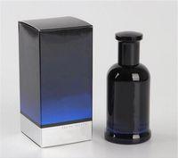 Hombres de moda Colonia 100 ml Blue botelló aerosol natural Tiempo de larga duración Tiempo de alta calidad Eau de Toilette Envío gratis