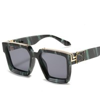 New Box Box Moda Street Photo Punk Sunglasses Trend Trend 86229