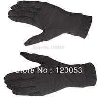 Vendita calda Lavabile 100% Australia Merino Glove Glove Liner, Guanto interno in lana merino, guanto di lana merino Y200110