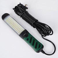 Lanternes portables STROR SHORIQUE MAGNETIQUE LED Inspection Light Auto Repair Lampe Lampe de travail Super Bright Tool Drop Résistant1