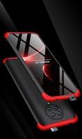 3에서 1 360 보호자 전화 케이스에 대한 샤오 미 Blackshark Redmi K30 F2 프로 하드 플라스틱 풀 커버를 들어 2 프로 3 3S