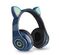 Мода стиль светящиеся Bluetooth-гарнитура CAT Bluetooth гарнитура B39 VS F9 B10 для iPhone 11 12 Горячая распродажа