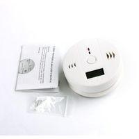 CO Carbon Monoxidförgiftning Rökgas Sensor Varning Larm Detektor Tester LCD Hot Worldwide CR8QI