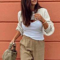 Mosimoly Trendy Pullover Pullover Strickt Frauen Rundhalsausschnitt Fake Zwei Teile Sets Frauen Gestrickte Tops