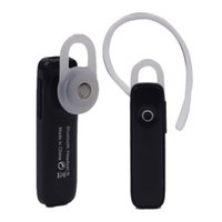 M165 Bluetooth 4.1 헤드셋 초경량 무선 이어폰 핸즈프리 Earloop Earbuds 스포츠 콜 스마트 폰용 음악 이어 피스
