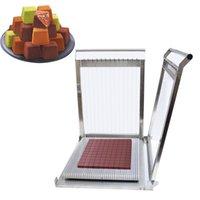 2020 Çift Kolu Çikolata Peynirli Kesme Makinesi Gitar Kesici Chocolatedouble-Arm Kesim Makinesi için