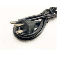 Stecker Netzkabel C13 Drei-Loch-Drei-Plug-Netzkabel Brazil-Stecker-Verbindungslinie (1,2m)