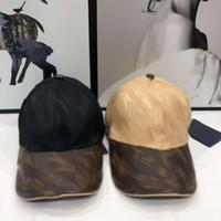 2021 الأوروبية والأمريكية عالية الجودة خليط كاب مطبوعة خطاب مطبوعة مع شعار الرجال أزياء قبعة البيسبول