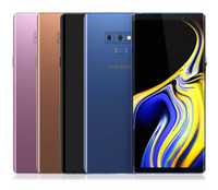 "Samsung Galaxy Note9 ملاحظة 9 N960U 128GB ROM 6GB RAM الأصلي LTE Octa Core 6.4 ""المزدوج 12MP NFC Snapdragon 845 الهاتف المحمول"