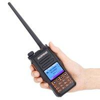Walkie Talkie Baofeng DM-X DMR Radio Digital GPS HAM Amador 5W VHF UHF Двухменная группа совместима с Mototrbo / TYT