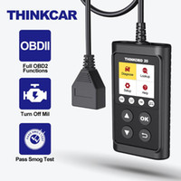 ThinkCar Thinkobd 20 Narzędzie Diagnostyczne Car OBD2 Skaner Motoryzacja Światło Engine Light Check DTC Lookup OBDII Reader Kod PK ELM327 V1.5
