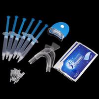 Trousse de blanchiment dentaire de dents de soins de santé orale professionnelle Outils dentaires Blanchiment de dents Gel Bande de blanchiment des dents Dentie Oral Hygiène Dentie