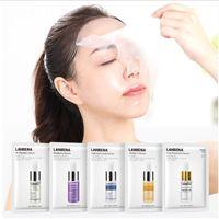 Femmes Face Soins Lanbena Vita-Min C Masques de visage Sérum Myrtille Masque Masque Hydratant Blanchiment Blanchiment Face Soins de la peau