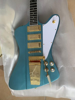 Wholesale custom Firebird electric guitar with long Verson M...