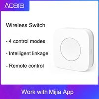 Aqara Smart Wireless Switch Key Intelligent Application Remote Control ZigBee Wireless Biult in Gyro for mi home App1