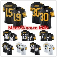 T.J. TJ Watt Hommes Femmes Pittsburgh Youth