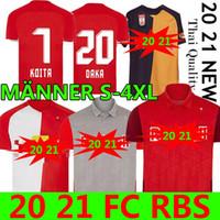 2021 Зальцбургские чемпионы версия футбольные трикотажные изделия 20 21 RBS Szoboszlai Daka Koita Sucic Men Männer Униформа футболки Футбол