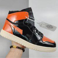 Jumpman 1s мужские кроссовки кроссовки мода og высокая кожаная кожа повседневная открытая туфля на открытом воздухе унисекс Zapatillas Skateboarding спортивная обувь 36-44