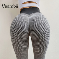 Scrunch Hintern Bum Sport Leggings Gym Fitness Kleidung Nahtlose Yoga Pants Anti-Cellulite-Frauen Fitness Sport Tights Sport Y201015