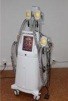 2020 крио потеря веса сублимационного Двойной подбородок жир замораживание 5 Рукоятки морозильного Cryolipolyis машин с ВЧ 40k кавитацией и лазерной площадкой 3000watt