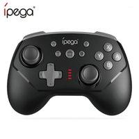 IPEGA PG-9162 بلوتوث Gamepad اللاسلكي / التحكم السلكي تحكم usb جويستيك التحكم ل ns-switch pc android1