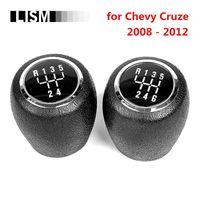 Bouton Shift 5 6 vitesses MT engrenage pour Chevy Cruze 2008 - 2012 Manuel de vitesse de vitesse de changement de vitesse automobile Stick Stick Stick Stick Stick Ball1