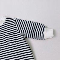 Milancel 2020 mamelucos de pelaje forro de piel ropa para niños chicas infantiles Outerwear Outfit Baby Onesie Y1219