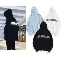 Sudaderas con capucha para mujer Mujeres Diseñadores Ropa 2020 High Stretch Algodón Unisex Suéter Limitura Luminoso Impreso Cuello redondo Suéter Hip-Hop Jacket