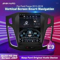 Accesorios de GPS de automóvil Universal 10.4 '' Focus NAVEGE UNIDAD DE LA UNIDAD DE LA UNIDAD DE LA UNIDAD DE LA UNIDAD 4 + 64G 4G WIFI Bluetooth STEREO Video Player1