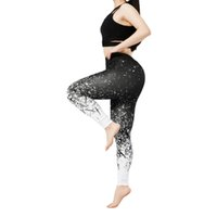 Women' s yoga pants Shaping comfortable low waist jeggin...