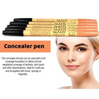 Double Head Eyeliner Waterproof Sweat-proof Long-lasting Eye Liner Pencil Makeup Tools For Eyes Beauty Cosmetics Make Up Y1