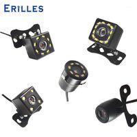 Araba Dikiz Kameralar Park Sensörleri Gece Görüş Revering Kamera CCD + LED Yedekleme ile 170 derece de Re Para Auto1