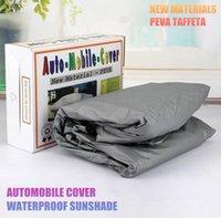 Accessoires extérieurs de voiture, couverture automobile, couverture de voiture en taffetas, étanche à la poussière et au pare-soleil1