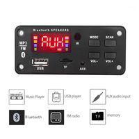 & MP4 Players Wireless Bluetooth 5.0 MP3 WMA Decoder Board USB TF FM Radio 5V 12V Player Music Audio Receiver Module For Car Accessories1