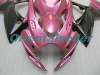 바디 스즈키 GSX R600 GSXR750 GSXR600 GSXR600 06-07 GSX R750 GSXR 600 750 K6 GSXR750 년 2006 년 2007 년 페어링 키트 새로운 공장 보라색 AD173