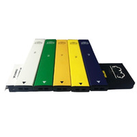 2020 Kit de Dispositivo de Vape Descartável Kit de Dispositivo Full-Cheill Pod Starter Kit 25 Cores Vs Eon Stik VGOD POSH DHL 510 Thread Battery