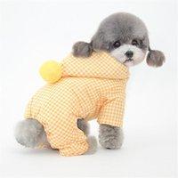 Зимняя собака одежда для одежды плещевой куртки теплый собачкой одежда комбинезон комбинезон yorkshire Pomeranian Schnauzer Poodle щенок Puoodle1