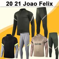 20 Joao Felix Suarez Treinamento Treinamento Mens Soccer Shirts Terno Koke Diego Costa H. Herrera M. Llorente Morata Tracksuit Kit Jerseys de futebol