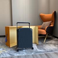 En Kaliteli Seyahat Bagaj Erkek Kadın Horizon 55 Bulut Yıldız Bavul Gövde Çanta Spinner Evrensel Tekerlek Duffel Rolling Bagaj Bavul 2021